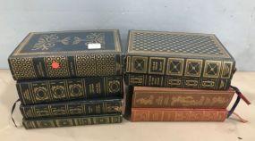 Eight Decorative Books