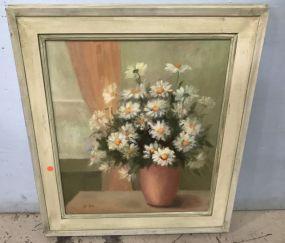 Floral Oil Paintings by Margaret Kea