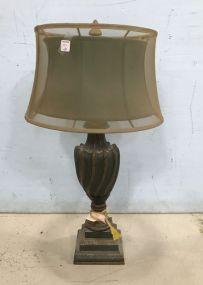 Modern Urn Style Table Lamp