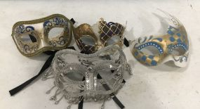 Venezia Madi Gras Masks