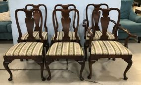 Modern Hickory Furniture Company 6 Dinning Chairs