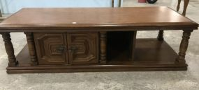Vintage Rectangle Coffee Table