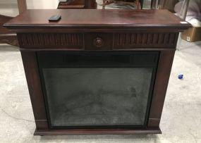 Twin Star Electric Fireplace