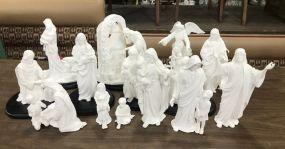 Lenox Jesus and Religious Fine Bone China Figurines
