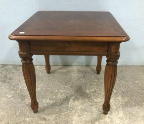 Carlton Hall Square Lamp Table