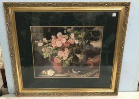 Crown Fine Arts Flower Bouquet Print
