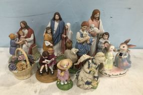 Religious Figurines and Collectibles