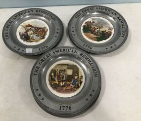 The Great American Revolution Collector Plaques