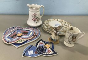 Collection Pottery Pieces