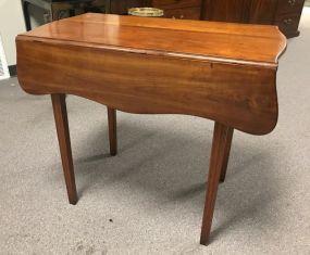 Vintage Federal Style Drop Leaf Table