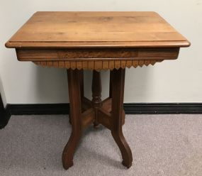 East Lake Parlor Lamp Table