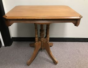 East Lake Style Parlor Occasional Table