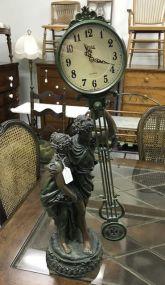 Crosa Neoclassical Style Clock