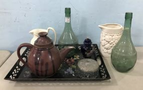 Pottery and Decor pieces