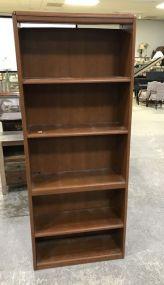 Pressed Board Bookcase
