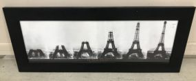 La Tour Eiffel Decor Print