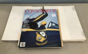 Collection of Connoisseur Magazines