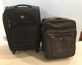 Two Carrying Luggage