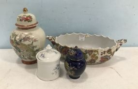 Chinese Pottery Decor Pieces