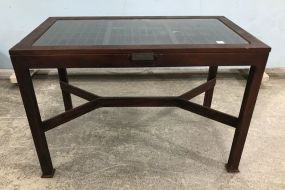 Hamilton MFG Co. Printer Block Table