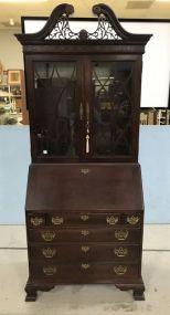 Jasper Cabinet Antique Reproduction Secretary