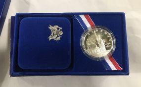 1986 Liberty Silver Dollar