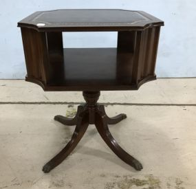 Vintage Duncan Phyfe Lamp Table