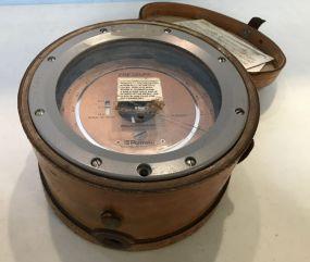 Vintage Wallace & Tiernan Barometer