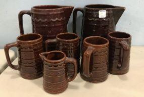 Mar Crest Stoneware Pottery