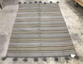 Amiya Rug Flat Woven 4' x 6'