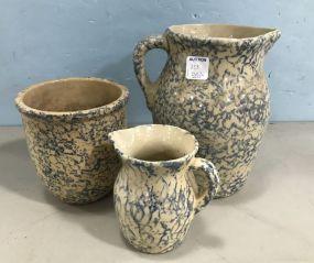 R.R.P. Co Roseville Pottery