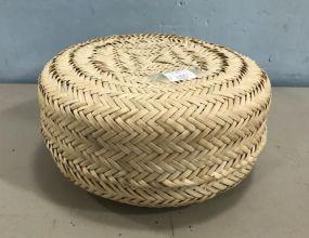 Tarahumara Agave Hand Woven Basket