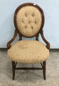 Vintage Victorian Sewing Chair