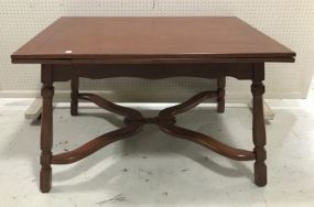Vintage Cherry Country French Pub Table