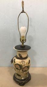 Modern Ceramic Vase Lamp