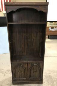 Pressed Wood Bookshelf