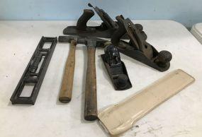 Assorted Vintage Hand Tools