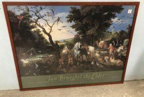 Jan Brueghel The Elder Print
