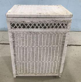 Pier 1 Imports Laundry Basket