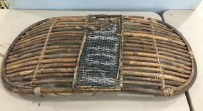 Bamboo Woven Shield