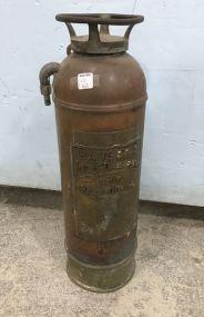 Old Badger's Fire Extinguisher
