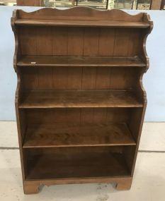Four Shelf Bookcase Stand