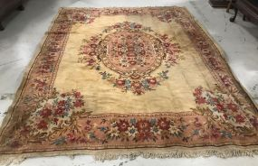Large Hand Made Area Rug