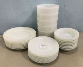 Anchor Hocking Fire King Oven Proof Set