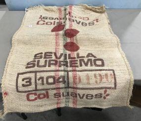 Sevilla Supremo Coffee Bean Bag