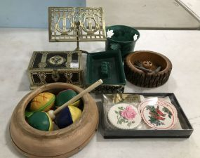 Collection of Decor Pieces
