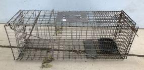 Metal Animal Cage