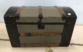 Vintage Steamer Storage Trunk