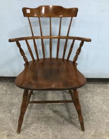 Nichols & Stone Colonial Style Windsor Chair