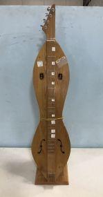 Wood String Instrument